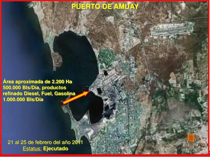 PUERTO DE AMUAY