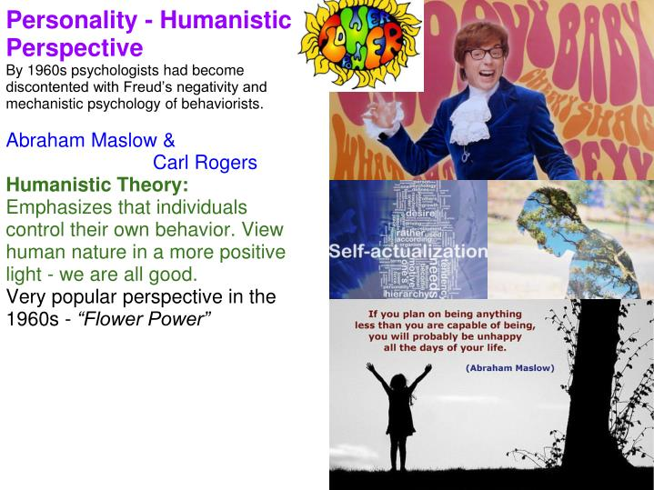 Personality - Humanistic Perspective