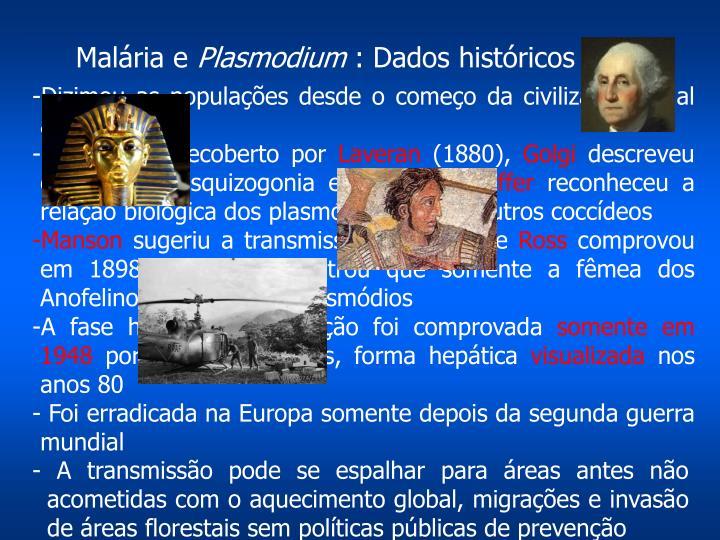 Malária e