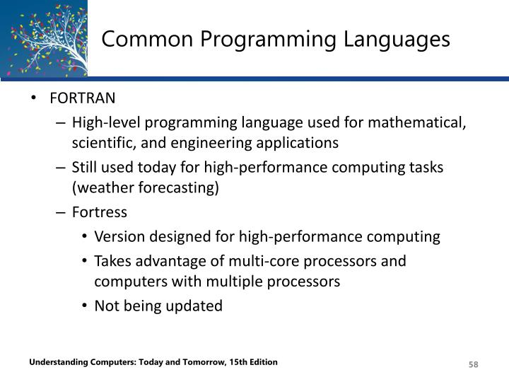 Common Programming