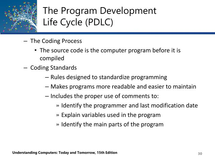 The Program Development
