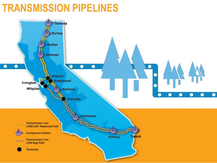 TRANSMISSION PIPELINES