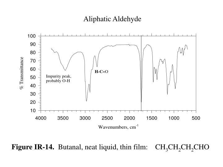 Aliphatic Aldehyde