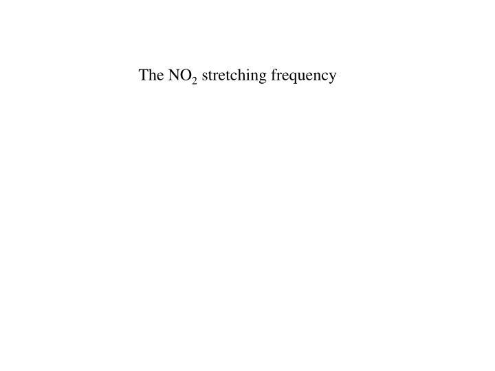 The NO