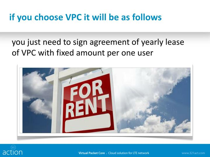 if you choose VPC it will be as follows