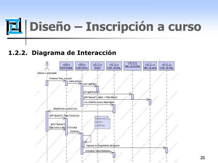 Diseño –