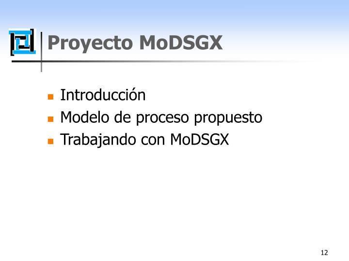 Proyecto MoDSGX