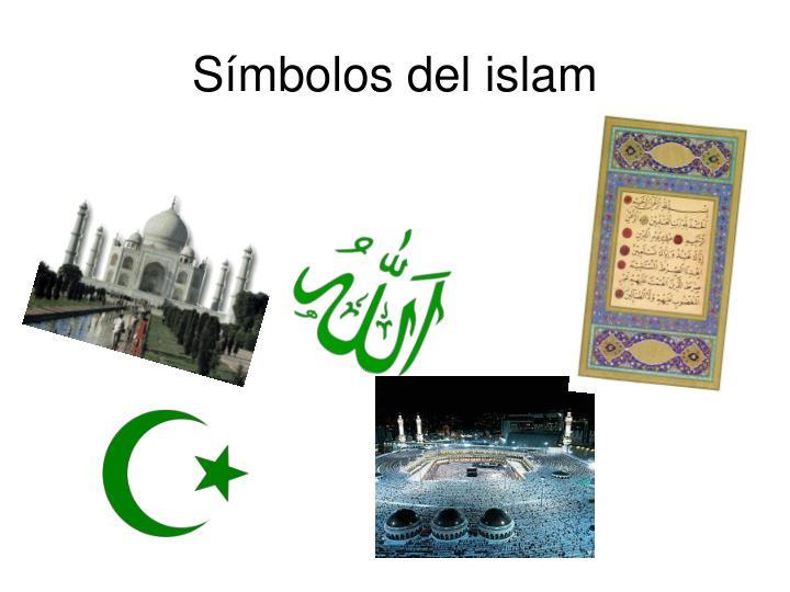 Símbolos del islam