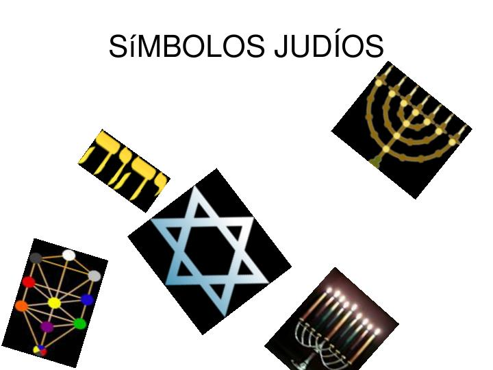 SíMBOLOS JUDÍOS