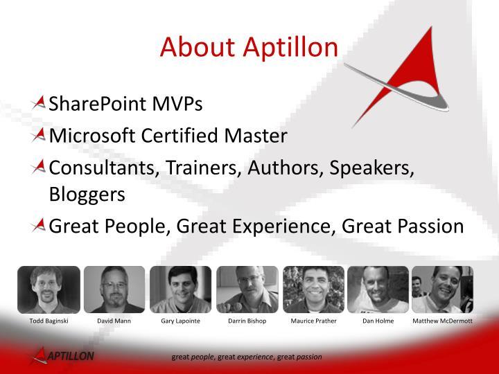 About Aptillon