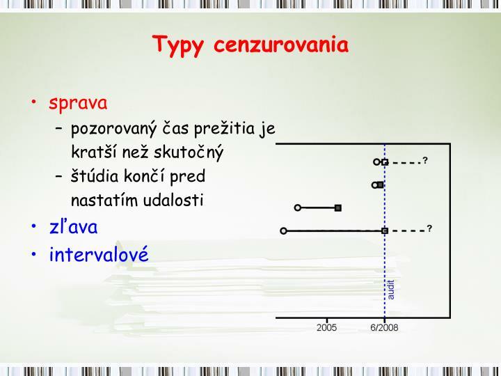 Typy c