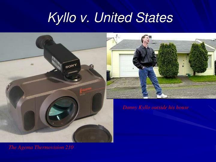 Kyllo v. United States
