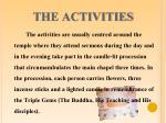 the activities1
