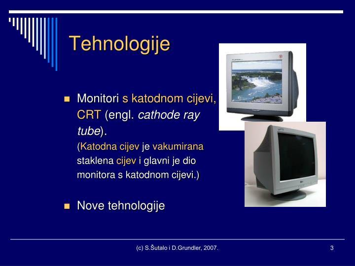 Tehnologije