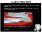 radiografski film1