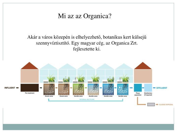Mi az az Organica?