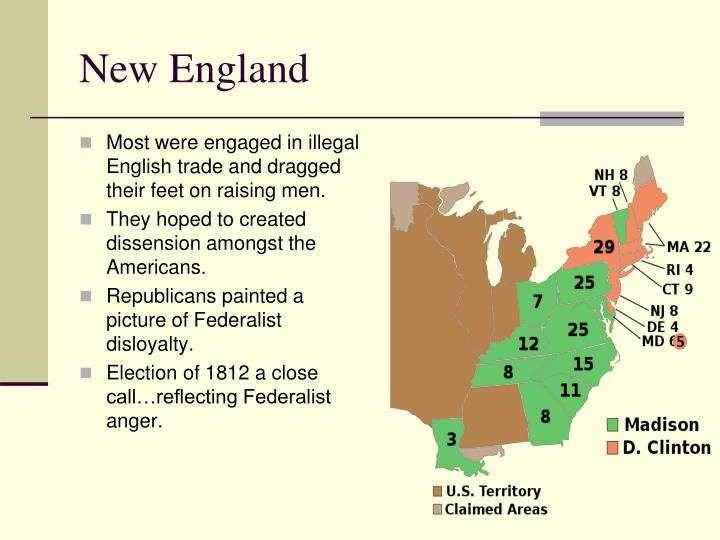 Most were engaged in illegal English trade and dragged their feet on raising men.