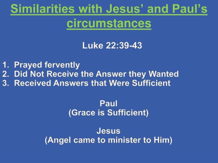 Luke 22:39-43