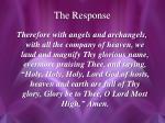 the response1