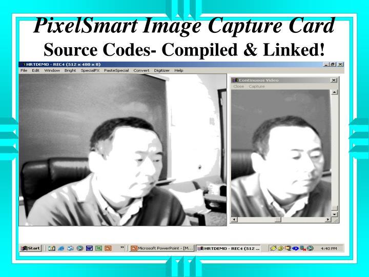 PixelSmart Image Capture Card