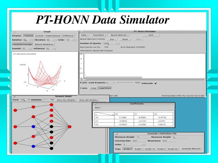 PT-HONN Data Simulator