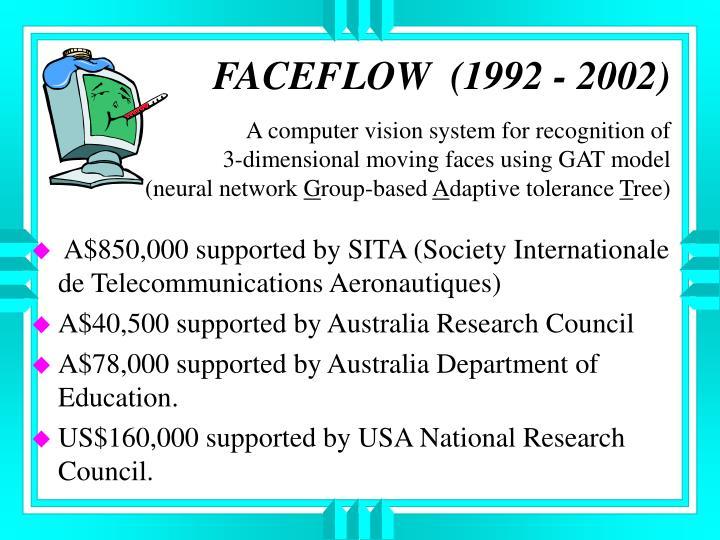 FACEFLOW  (1992 - 2002)