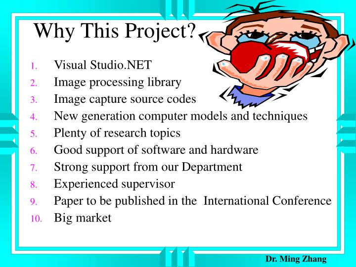Why This Project?