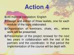 action 4