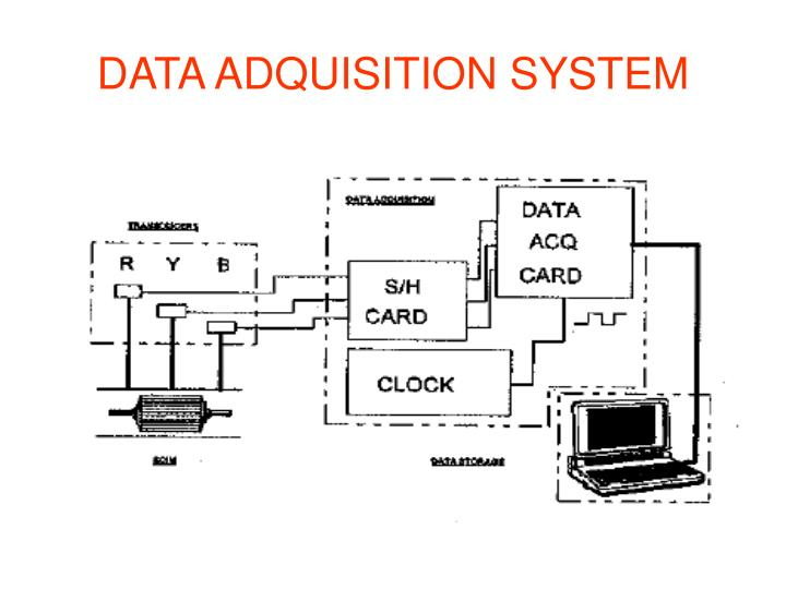 DATA ADQUISITION SYSTEM