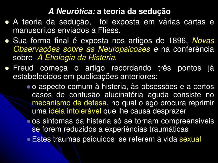 A Neurtica: