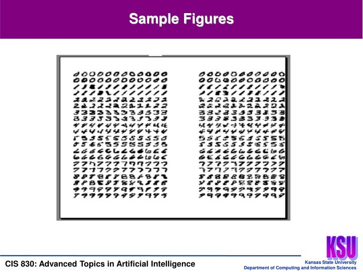 Sample Figures