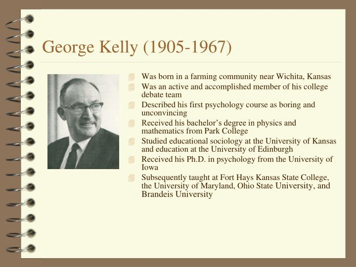 George Kelly (1905-1967)
