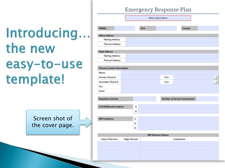 Introducing… the new  easy-to-use template!