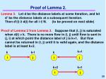 proof of lemma 2