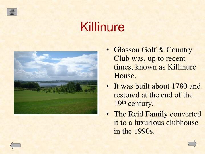 Killinure