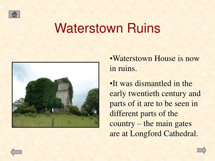 Waterstown