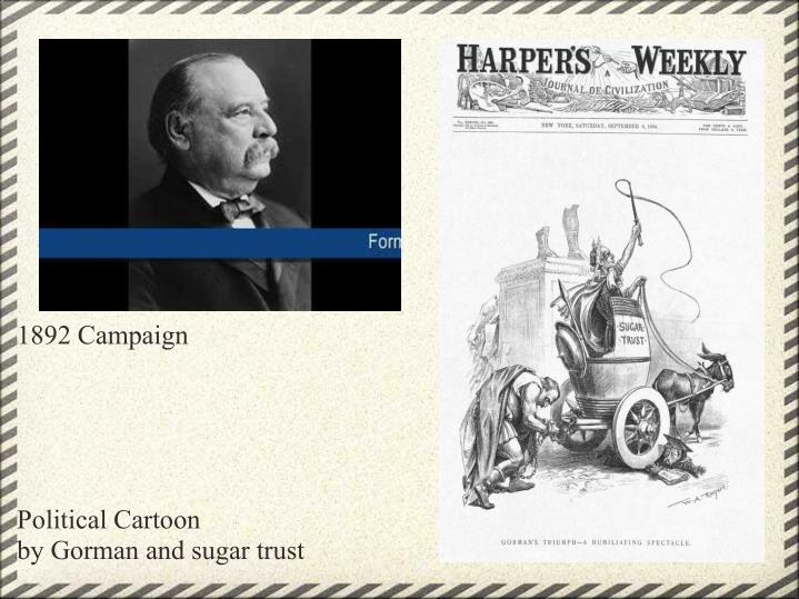 1892 Campaign