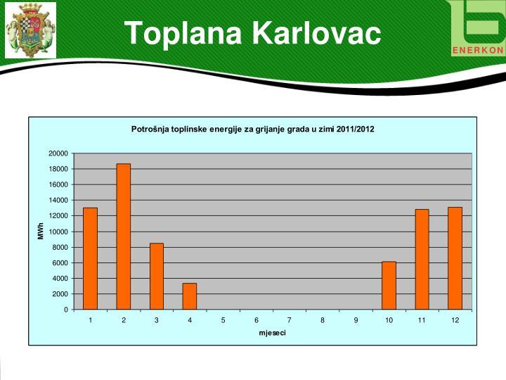 Toplana Karlovac