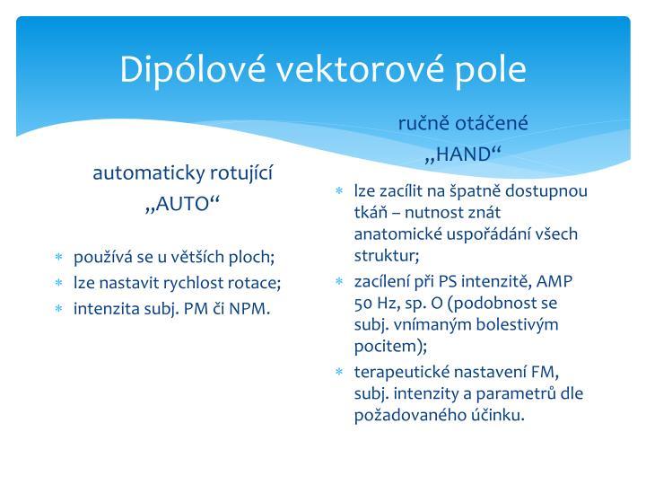Dipólové vektorové pole