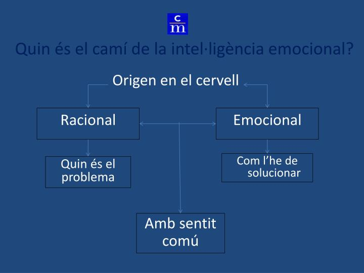 Quin és el camí de la intel·ligència emocional?