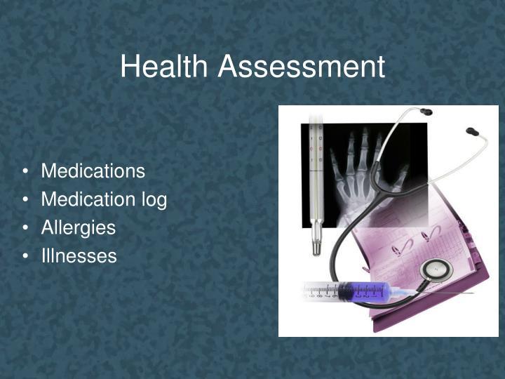 Health Assessment