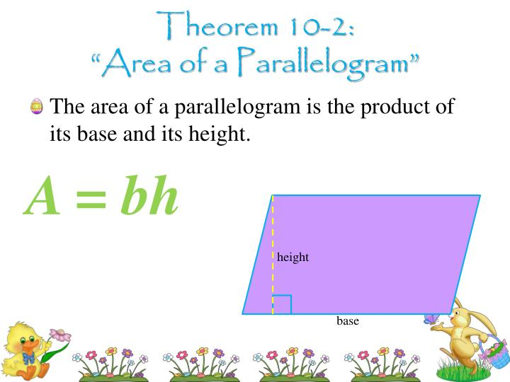 Theorem 10-2: