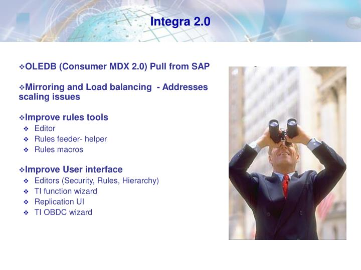 Integra 2.0