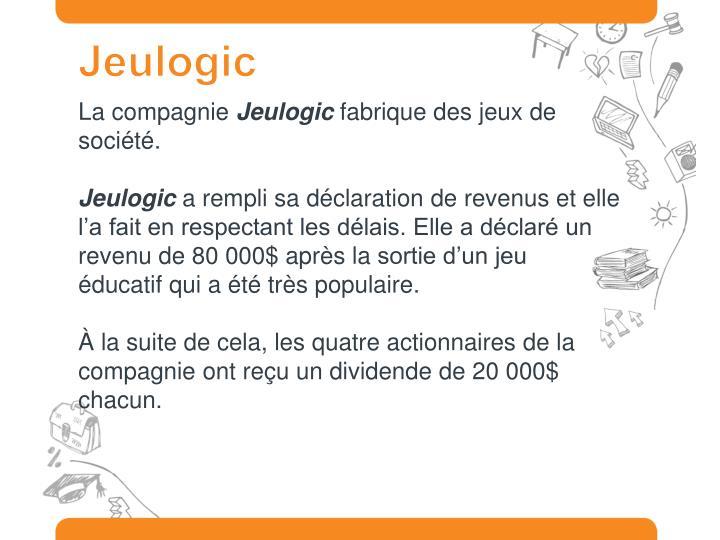 Jeulogic