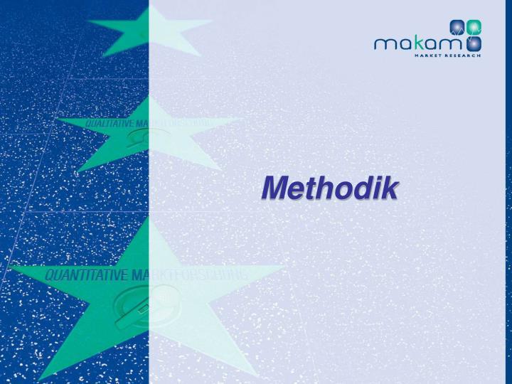 Methodik