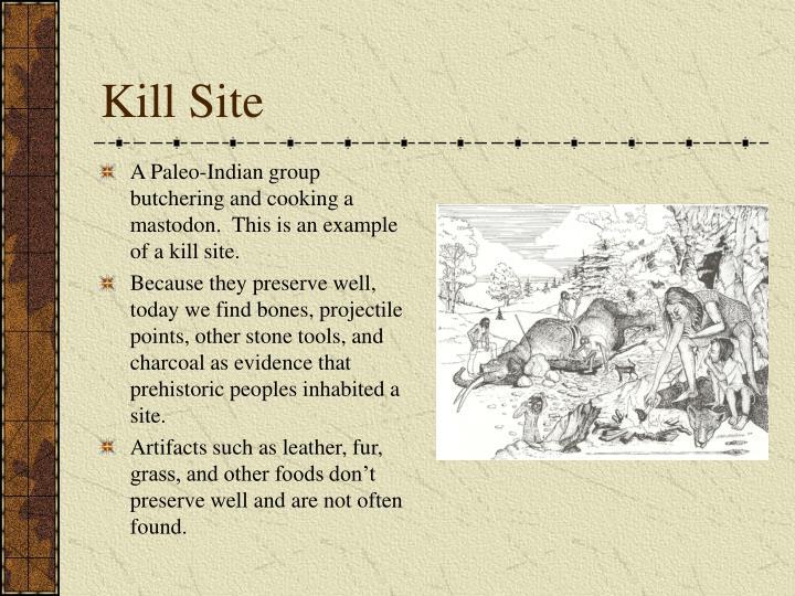 Kill Site