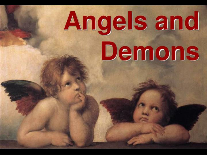 Angels and