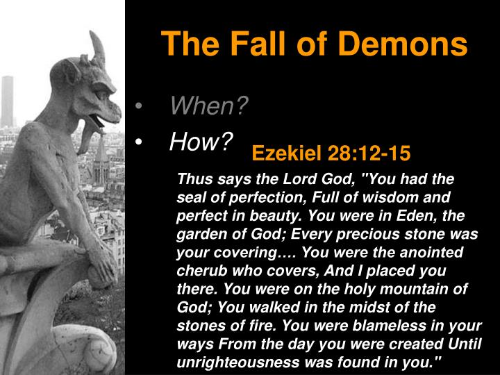 The Fall of Demons