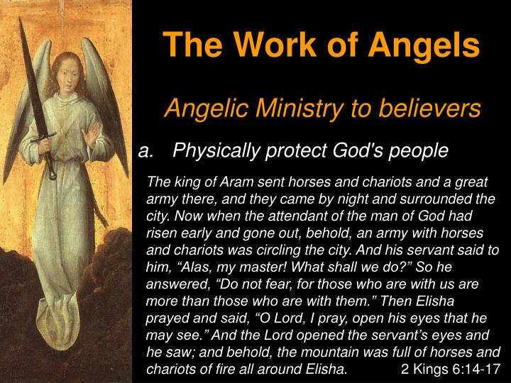 The Work of Angels