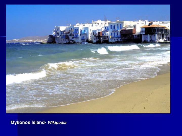 Mykonos Island-
